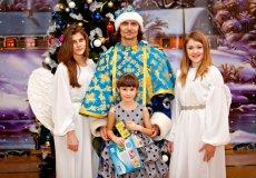 Кловский лицей посетил Святой Николай