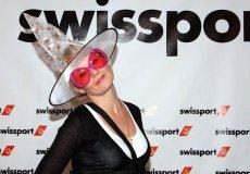 SwissPort - Новогодняя вечеринка 2010